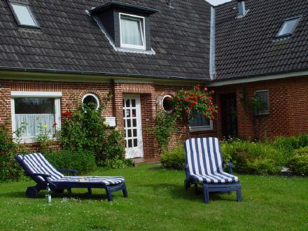 St. Peter-Ording Pensionen Pension Nackhörn Ortsteil Ording